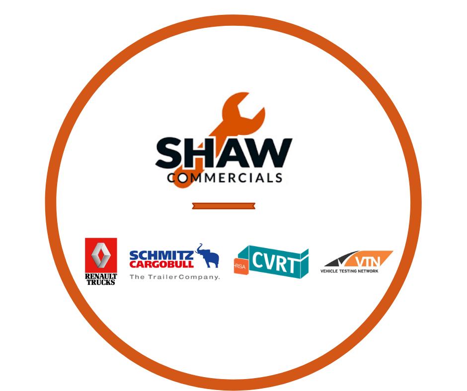 Shaw Commercials Renault Trucks